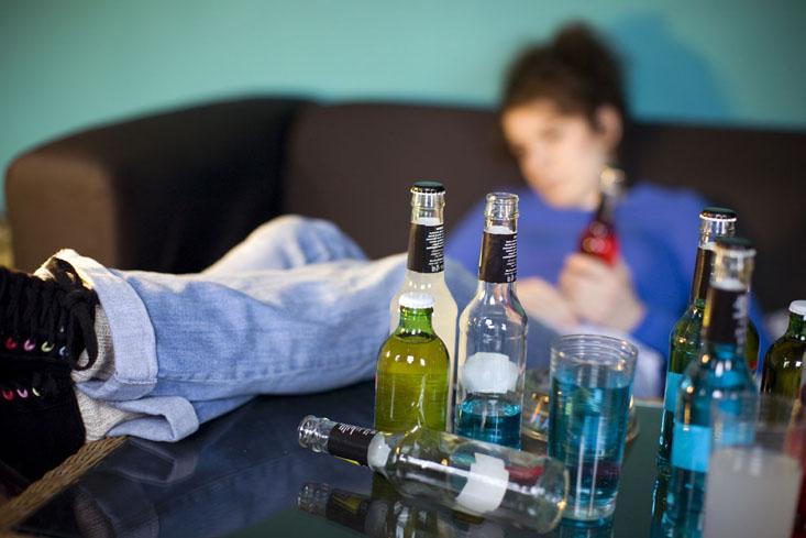 Хронический алкоголизм f10 2